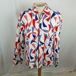 St. John Sport lightweight jacket